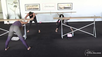 11/9 Livestream Beginner w/ Richard by CARDIO BARRE