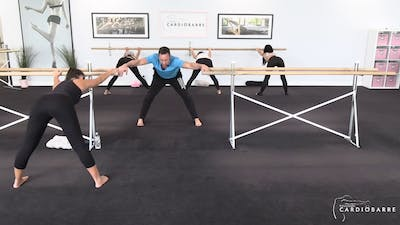 11/23 Livestream Beginner w/ Richard by CARDIO BARRE