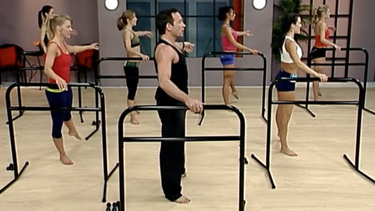 Cardio Barre Advanced 2008 by CARDIO BARRE