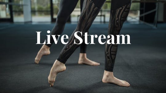 Live Stream Classes by CARDIO BARRE