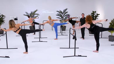 Advanced Class - White Studio with Richard by CARDIO BARRE