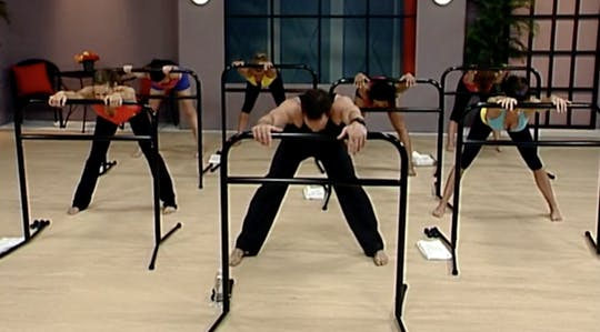 2008 DVD Series by CARDIO BARRE