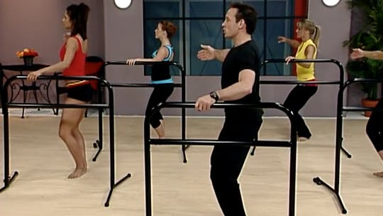 Cardio Barre Intro 2008 by CARDIO BARRE