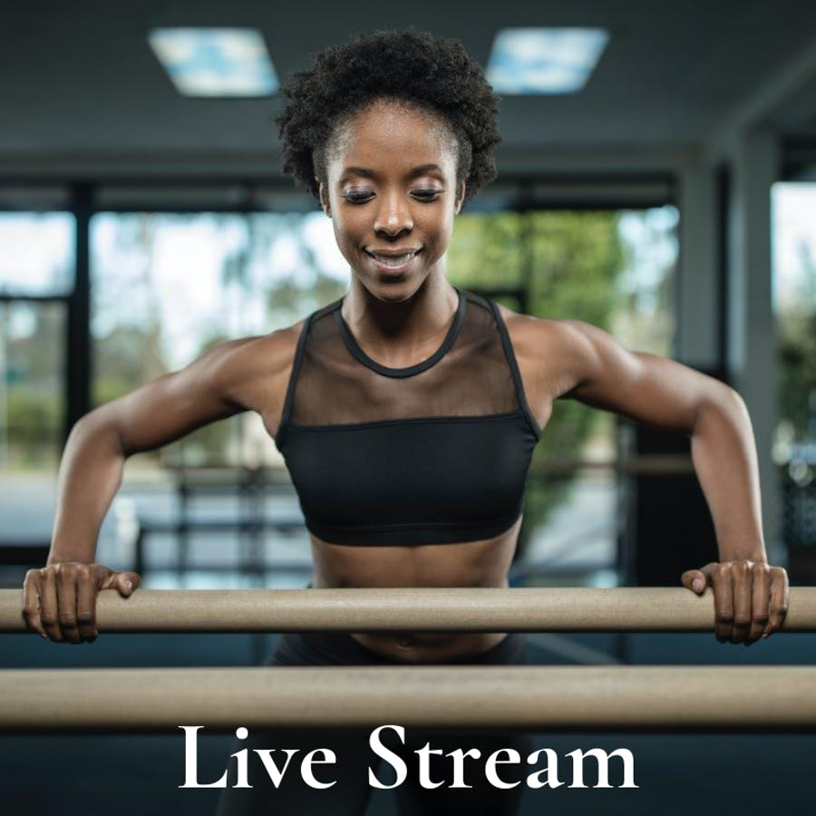 Cardio Barre Live Streaming