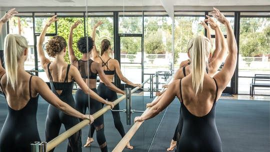 Cardio Barre by CARDIO BARRE