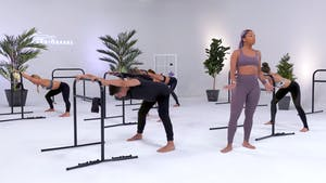 Instant Access to Cardio Barre Beginner (NEW) by CARDIO BARRE, powered by Intelivideo