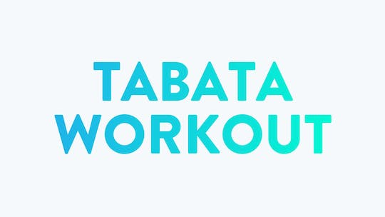 Tabata Workout by BodyGym