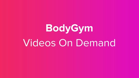 BodyGym Videos On Demand by BodyGym