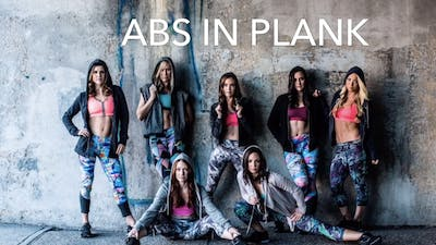 Abs in Plank #6 by Body Conceptions by Mahri Studios LLC