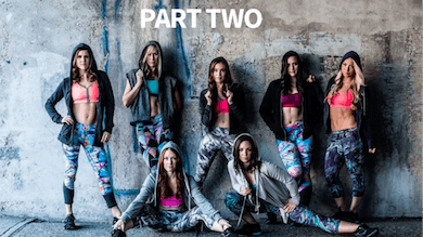 Spotify Workout #4 (part two) by Body Conceptions by Mahri Studios LLC
