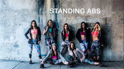 Standing Abs #17 by Body Conceptions by Mahri Studios LLC