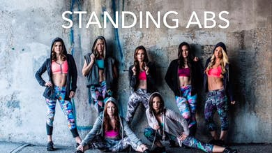 Standing Abs Spotify #3 by Body Conceptions by Mahri Studios LLC