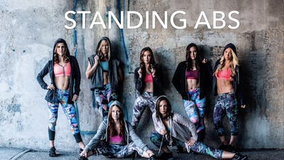 Standing Abs #11 (cardio) by Body Conceptions by Mahri Studios LLC