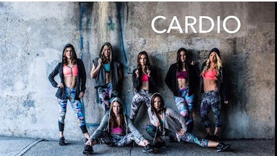 Cardio Spotify #2 by Body Conceptions by Mahri Studios LLC