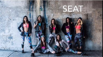 Seat #8 (sliders) by Body Conceptions by Mahri Studios LLC