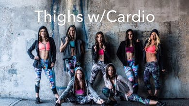 Thighs w/Cardio #4 by Body Conceptions by Mahri Studios LLC