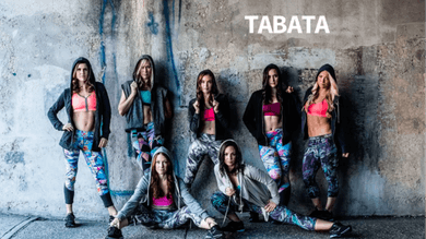Tabata #13 (Whitney edition) by Body Conceptions by Mahri Studios LLC