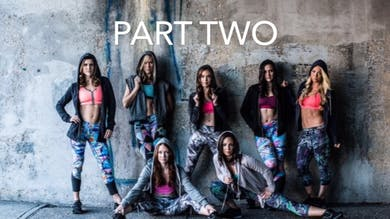 Dance #4 Part Two Instruction by Body Conceptions by Mahri Studios LLC