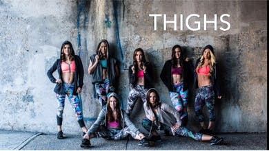 Thighs #1 by Body Conceptions by Mahri Studios LLC