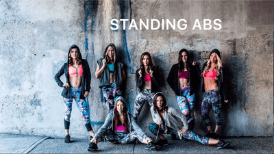 Standing Abs Spotify #2 by Body Conceptions by Mahri Studios LLC