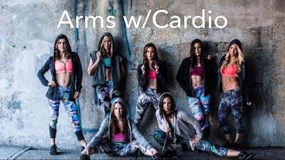 Instant Access to Arms w/Cardio #4 by Body Conceptions by Mahri Studios LLC, powered by Intelivideo