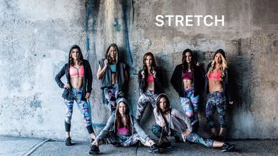 Stretch Spotify #3 by Body Conceptions by Mahri Studios LLC