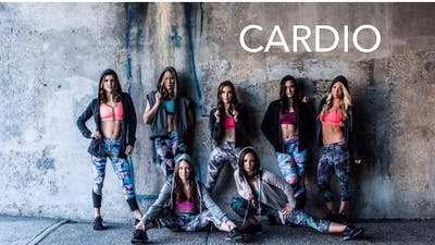 Cardio Spotify #1 by Body Conceptions by Mahri Studios LLC