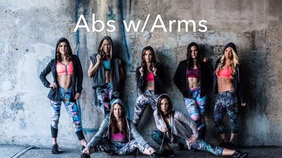 Abs w/Arms #4 by Body Conceptions by Mahri Studios LLC