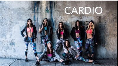 Cardio #14 (Cristina edition) by Body Conceptions by Mahri Studios LLC