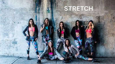 Mid Session Stretch #13 (Whitney edition) by Body Conceptions by Mahri Studios LLC