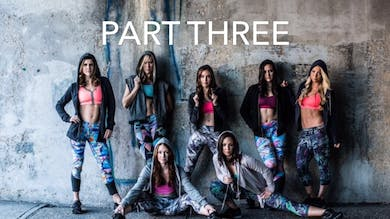 Dance #2 Part Three Instruction by Body Conceptions by Mahri Studios LLC