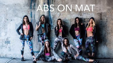 Abs on Mat #6 by Body Conceptions by Mahri Studios LLC