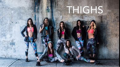 Thighs #3 (weights) by Body Conceptions by Mahri Studios LLC