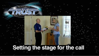 4: Setting the Stage for the Sales Call by TRUST® Training and Coaching