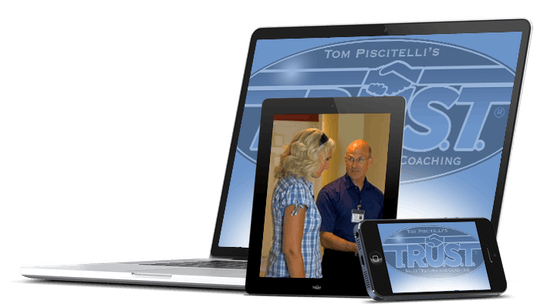 Selling with T.R.U.S.T.™ Platinum Edition In-Home Sales Call Online Training Series by TRUST® Training and Coaching, powered by Intelivideo