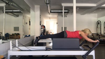 Reformer 101 Format: #2 Long Box through Ending Mermaid by Zayna Gold Online