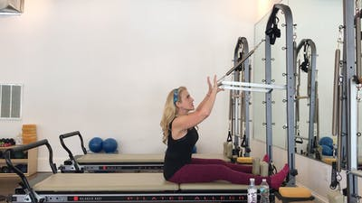 Tower All Levels - Push Through Bar Exercises by Zayna Gold Online