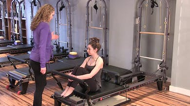 Reformer Drills - 3 Reps to Move Intermediate by Zayna Gold Online