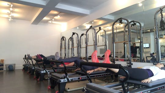 Instant Access to Advanced Reformer - Functional Approach.   July 29, 2017 - Part One. by Zayna Gold Online, powered by Intelivideo