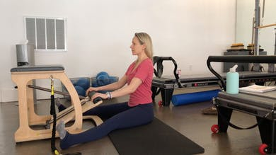 Pilates Chair: Teaser from Floor by Zayna Gold Online
