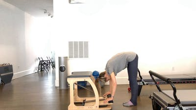 Chair: Hamstring Stretch 1 by Zayna Gold Online