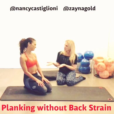Plank Series - Pro Tips by Zayna Gold Online