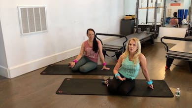 LIVE! Healing with Pilates with Toney Bands by Zayna Gold Online