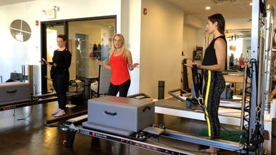 Reformer Advanced Breaststroke Long Box by Zayna Gold Online