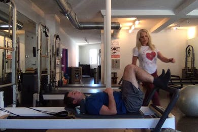 Reformer Single Leg Footwork Mentoring 2.1 by Zayna Gold Online