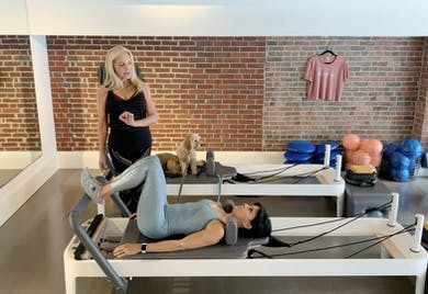 Reformer One Repertoire #3: Feet in Straps by Zayna Gold Online