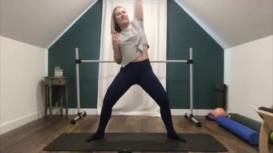 Barre Workout with Allison Giue - PTG LIVE! by Zayna Gold Online