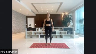 Strong, Fun Mat Flows with Nancy Castiglioni (July 4, 2020) by Zayna Gold Online