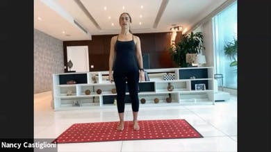 Pilates Mat All Levels with Nancy Castiglioni by Zayna Gold Online