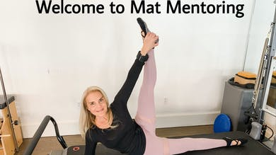 Welcome to Mat Mentoring! by Zayna Gold Online